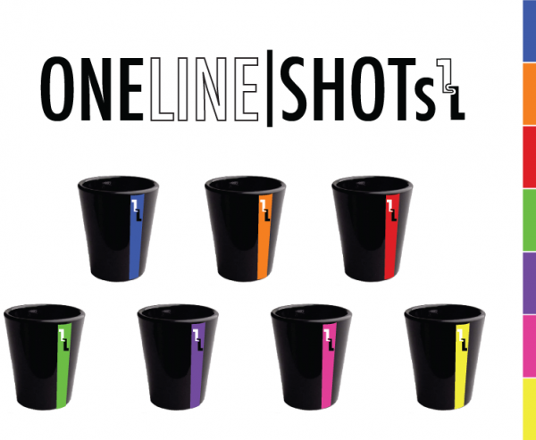 one line shots